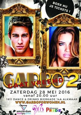 garbo 2 flyer